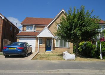Thumbnail 4 bed detached house for sale in Meadowgate Drive, Hartlepool