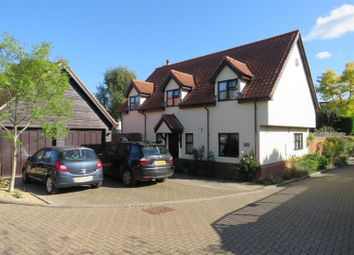 4 bed detached house for sale in New Farm Close, Fowlmere, Royston, Cambridgeshire SG8