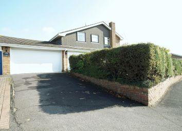 Thumbnail 4 bed detached house for sale in Dore Avenue, Portchester, Fareham