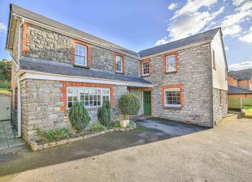 Thumbnail 4 bedroom detached house for sale in Penlan Road, Llandough, Penarth