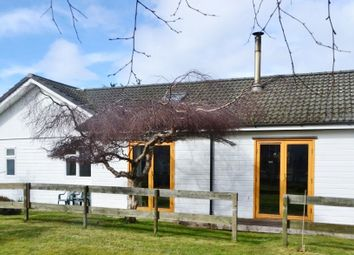 Thumbnail 3 bed detached bungalow for sale in Findhorn, Forres