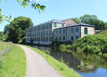 Thumbnail 2 bed town house for sale in Canalside Warehouse, Clegg Hall Road, Smithybridge