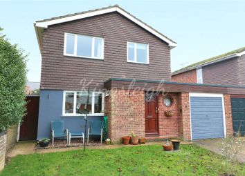 Thumbnail 3 bed link-detached house for sale in Helm Close, Great Horkesley, Colchester, Essex
