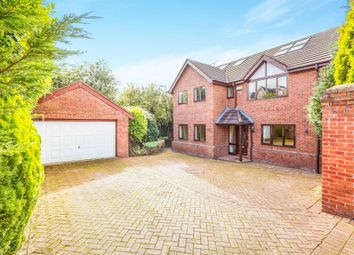 Thumbnail 6 bed detached house for sale in Chester Road, Helsby, Frodsham