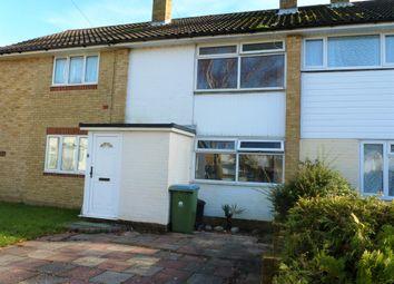 Thumbnail 2 bedroom terraced house to rent in Elm Grove South, Barnham, Bognor Regis