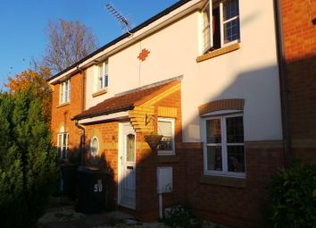 Thumbnail 2 bed terraced house to rent in Speedwell Drive, Hamilton, Leicester