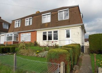 Thumbnail 3 bed semi-detached house to rent in Roman Way, Caerleon, Newport