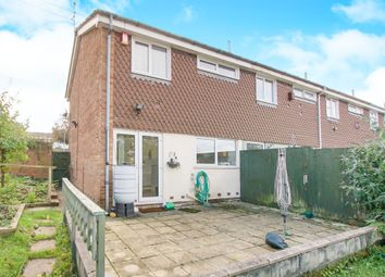 Thumbnail 3 bed end terrace house for sale in Dundas Close, Henbury, Bristol
