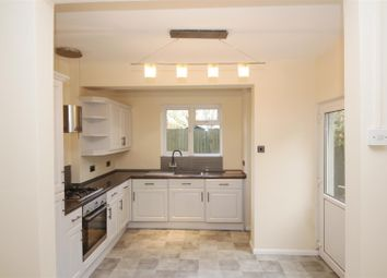 Thumbnail 2 bed flat to rent in St. Leonards Road, Hove