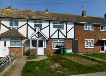 Thumbnail 3 bed terraced house for sale in Queensway, Lydd, Romney Marsh, Kent