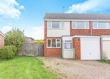 Thumbnail 3 bed semi-detached house for sale in Masefield Close, Worcester