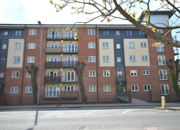 Thumbnail 2 bed flat for sale in Julius House, New North Road, Exeter