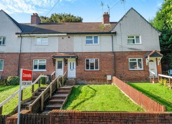 Thumbnail 2 bedroom terraced house for sale in Meadow Road, Dudley