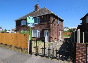 Thumbnail 3 bed semi-detached house to rent in Ridgeway, Langwith Junction, Mansfield
