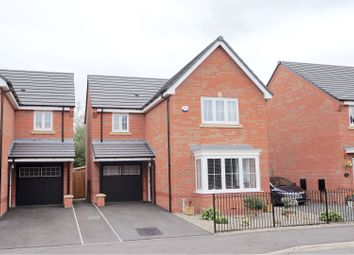 Thumbnail 3 bed detached house for sale in Byron Terrace, Manchester