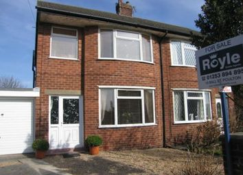 Thumbnail 3 bed semi-detached house to rent in 46 Roylen Avenue, Carleton, Lancs