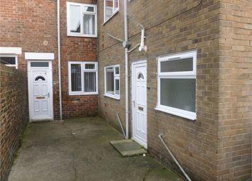 Thumbnail 2 bedroom flat to rent in Juliet Street, Ashington, Northumberland