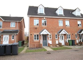 Thumbnail 3 bed terraced house for sale in Redbarn Close, Leeds