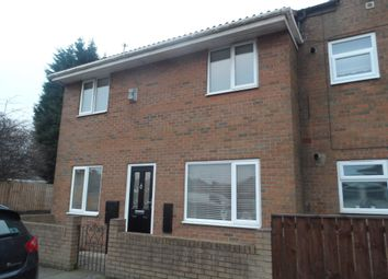 Thumbnail 2 bedroom semi-detached house for sale in Allanville, Camperdown, Newcastle Upon Tyne