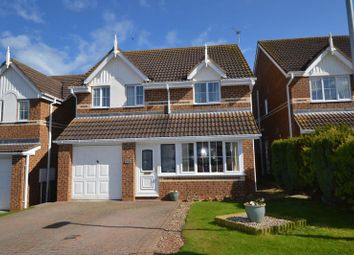Thumbnail 3 bed detached house for sale in Allerburn Lea, Alnwick