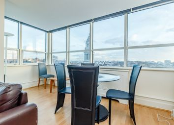 Thumbnail 3 bed flat for sale in 200 Marylebone Road, Marathon House, London