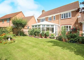 Thumbnail 4 bed detached house for sale in St. Quintin Park, Bathpool, Taunton