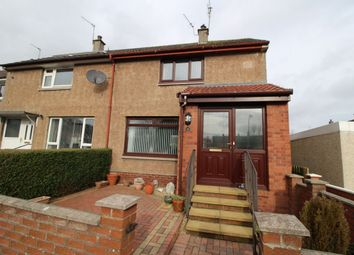 Thumbnail 2 bed semi-detached house for sale in Scott Road, Glenrothes