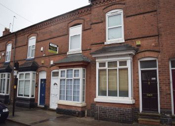 Thumbnail 6 bed terraced house to rent in North Road, Edgbaston, Birmingham