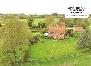 Thumbnail 5 bed detached house for sale in Low Road, West Acre, King's Lynn