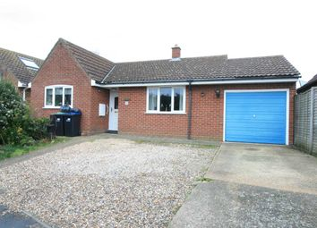 Thumbnail 3 bed bungalow for sale in Cornmills Road, Soham, Ely
