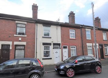 Thumbnail 2 bed terraced house for sale in Marriott Street, Fenton, Stoke-On-Trent