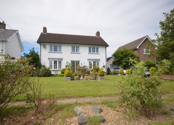 Thumbnail 3 bedroom detached house for sale in Lon Glanfred, Llandre, Bow Street