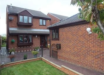 Thumbnail 3 bedroom detached house for sale in Parsley Hay Gardens, Handsworth