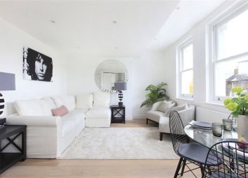 Thumbnail 2 bed flat for sale in Chelsham Road, Clapham, London