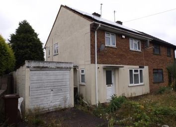 3 bed semi-detached house for sale in Cotswold Road, Wolverhampton, West Midlands WV2