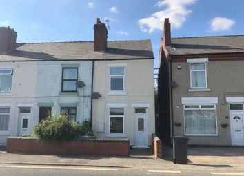 Thumbnail 2 bed end terrace house to rent in Williamthorpe Road, North Wingfield, Chesterfield