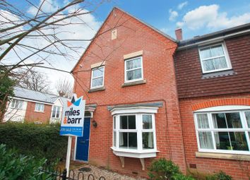 Thumbnail 3 bed end terrace house for sale in Dextor Close, Canterbury