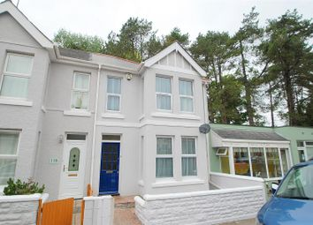 Thumbnail 3 bed terraced house to rent in Trelawney Road, Peverell, Plymouth