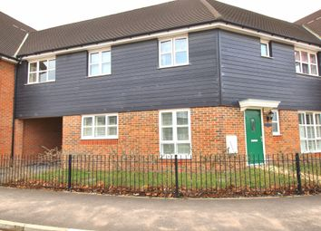 Thumbnail 4 bed terraced house for sale in Gwendoline Buck Drive, Aylesbury