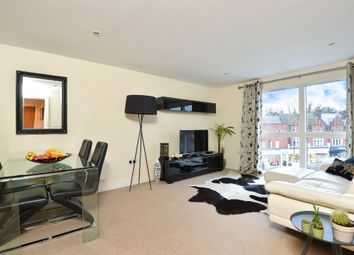 Thumbnail 2 bedroom flat for sale in Church Street, Epsom