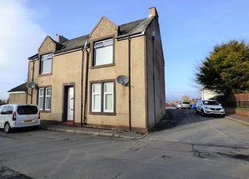 Thumbnail 1 bedroom flat for sale in Corsehill, Kilwinning