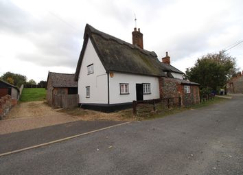 Thumbnail 2 bed detached house for sale in Water Lane, Barnham, Thetford