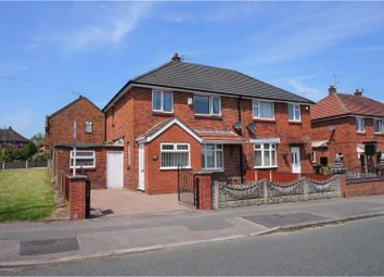 Thumbnail 3 bed semi-detached house for sale in Ruskin Avenue, Wigan