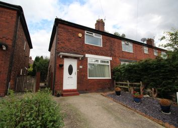Thumbnail 3 bedroom end terrace house for sale in Bell Clough Road, Droylsden, Manchester, Greater Manchester
