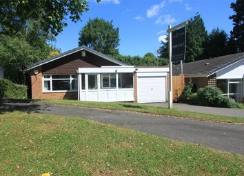 Thumbnail 2 bedroom detached bungalow for sale in Hampshire Drive, Edgbaston, West Midlands