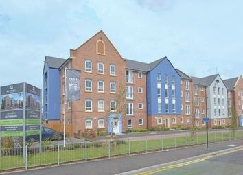 Thumbnail 3 bedroom flat to rent in Quayside Court, Coventry