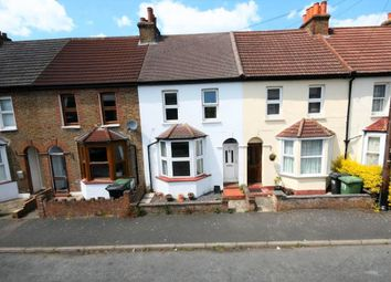 Thumbnail 2 bed terraced house for sale in Heatherside Road, West Ewell, Epsom