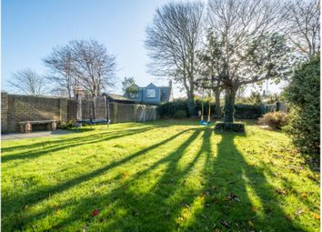 Thumbnail 4 bedroom detached house for sale in Rectory Road, Niton, Ventnor