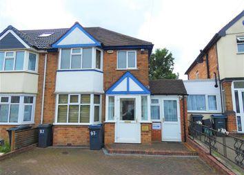 3 bed semi-detached house for sale in Brays Road, Yardley, Birmingham B26