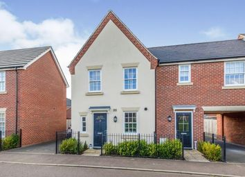 Thumbnail 2 bedroom end terrace house for sale in Wymondham, Norwich, Norfolk